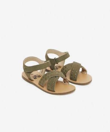 Sandales Violet - Bonton