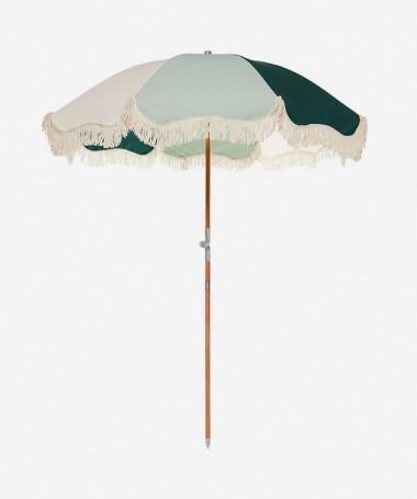 Beach Umbrella - 70S Panel Santorini