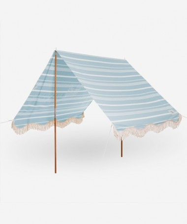 Tent - Vintage Blue Stripe -