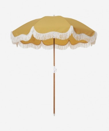 Beach Umbrella - Vintage Gold -