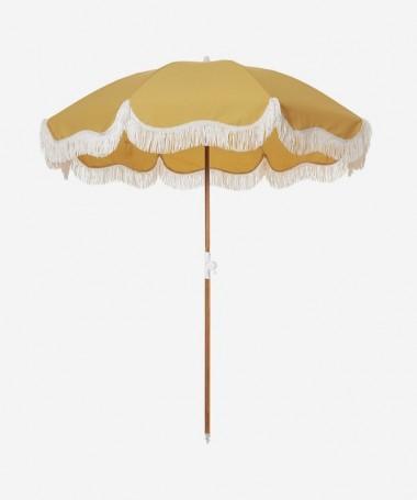 Beach Umbrella - Vintage Gold -