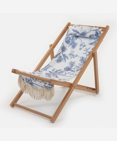 Sling Chair - Chinoiserie Blue -