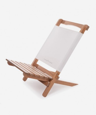 Chaise Pliable - Antique White -
