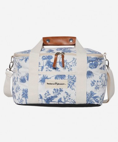 Cooler Bag - Chinoiserie Blue - Business & Pleasure