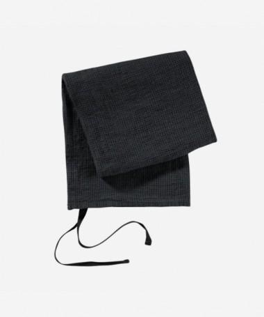 Torchon - Noir - Line Particulier