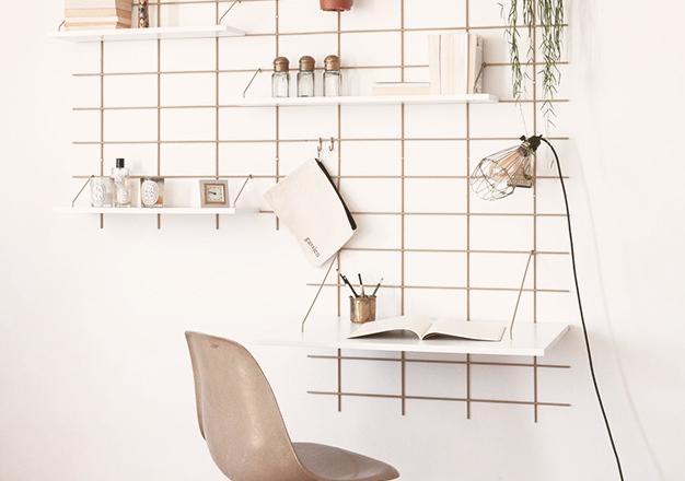 meubles, déco, papeterie, rangements pour le bureau